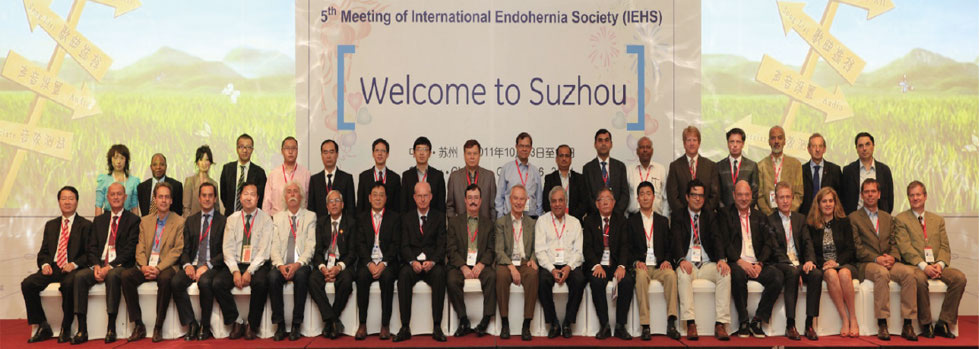 "Participants of the ""Consensus Conference for the Development for Development of Guidelines on Laparoscopic Repair of ventral and incisional abdominal wall hernias in Suzhou/China 2011."